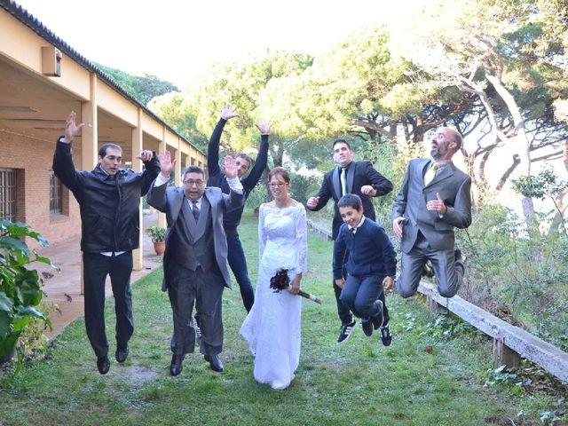 La boda de Xavi y Carol en Mataró, Barcelona 5