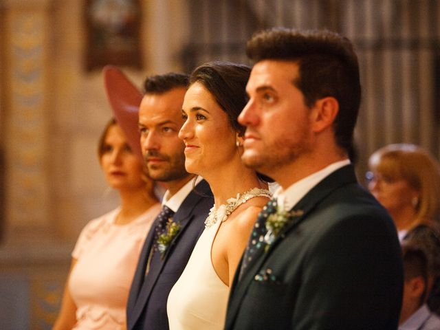La boda de Silvia y Loren en Belmonte, Cuenca 4