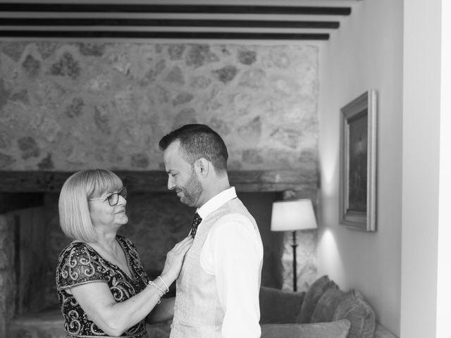 La boda de Silvia y Loren en Belmonte, Cuenca 8