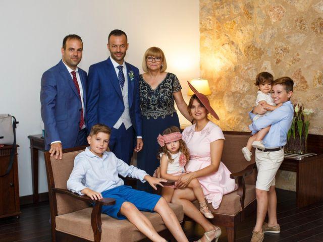 La boda de Silvia y Loren en Belmonte, Cuenca 14