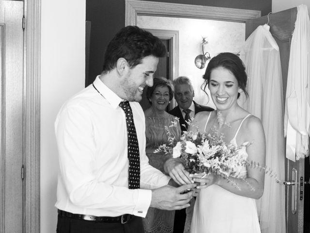 La boda de Silvia y Loren en Belmonte, Cuenca 16