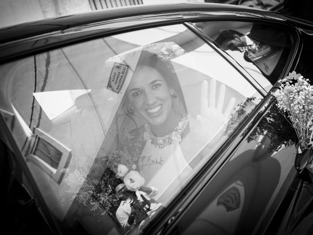 La boda de Silvia y Loren en Belmonte, Cuenca 35