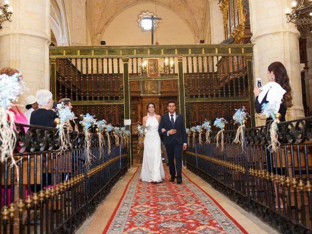 La boda de Silvia y Loren en Belmonte, Cuenca 36