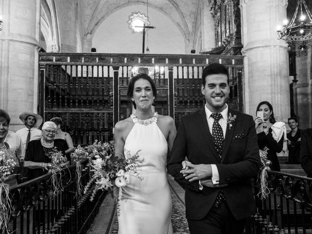 La boda de Silvia y Loren en Belmonte, Cuenca 37