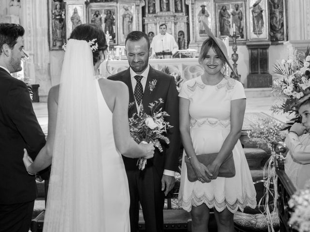 La boda de Silvia y Loren en Belmonte, Cuenca 38
