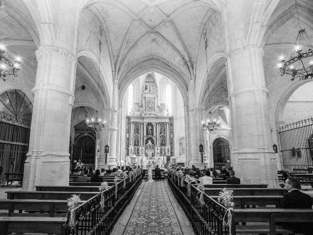 La boda de Silvia y Loren en Belmonte, Cuenca 39