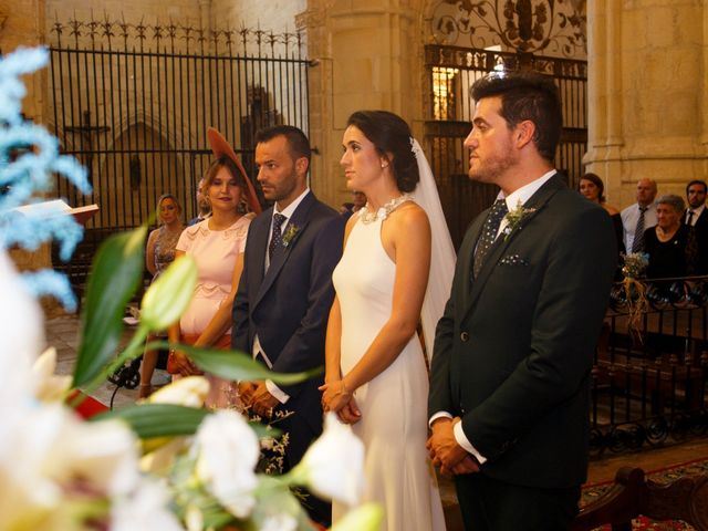 La boda de Silvia y Loren en Belmonte, Cuenca 40
