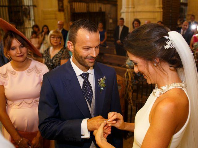 La boda de Silvia y Loren en Belmonte, Cuenca 41