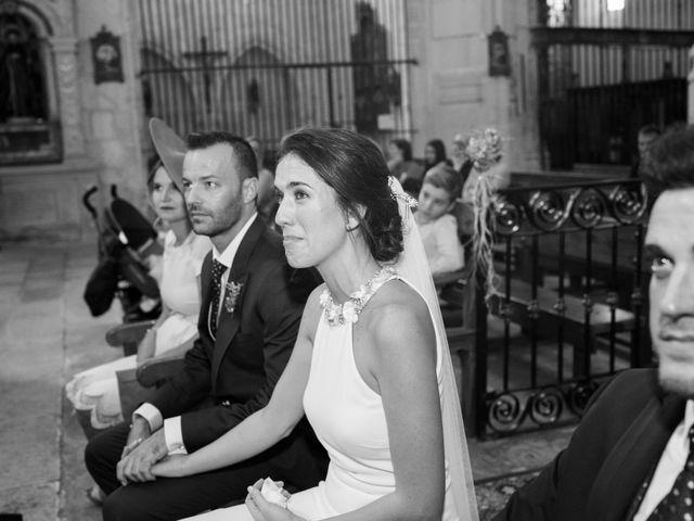 La boda de Silvia y Loren en Belmonte, Cuenca 42