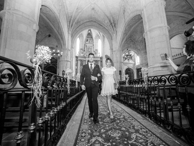 La boda de Silvia y Loren en Belmonte, Cuenca 43