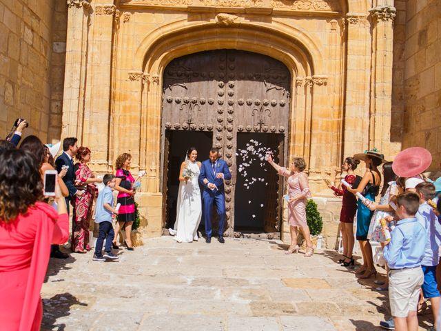 La boda de Silvia y Loren en Belmonte, Cuenca 44