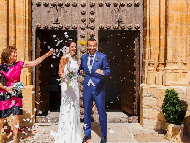 La boda de Silvia y Loren en Belmonte, Cuenca 45