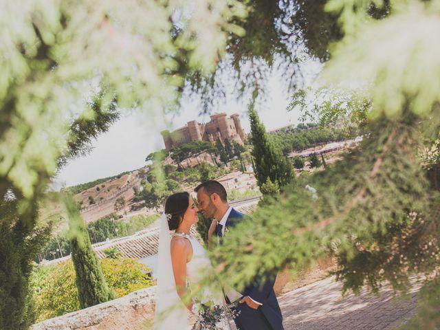 La boda de Silvia y Loren en Belmonte, Cuenca 46