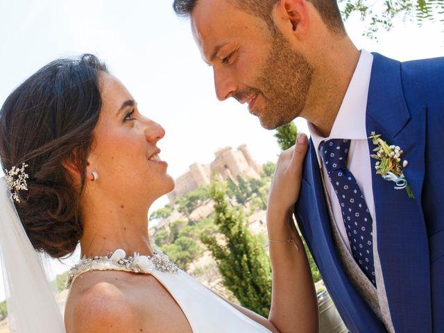 La boda de Silvia y Loren en Belmonte, Cuenca 48