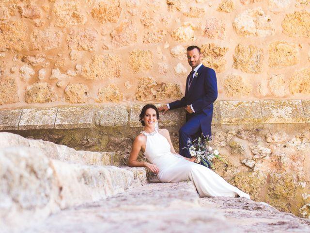 La boda de Silvia y Loren en Belmonte, Cuenca 50