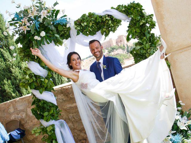 La boda de Silvia y Loren en Belmonte, Cuenca 54