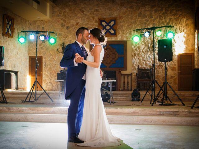 La boda de Silvia y Loren en Belmonte, Cuenca 55