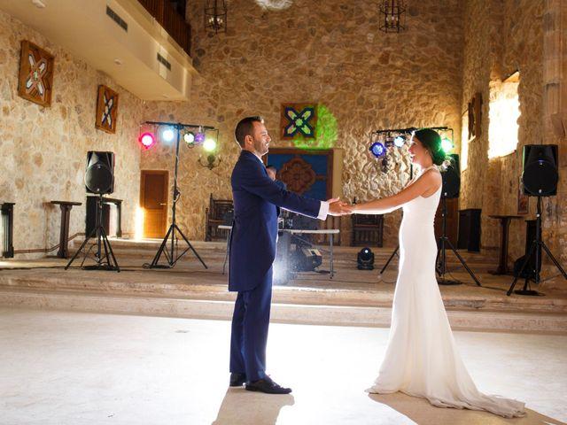 La boda de Silvia y Loren en Belmonte, Cuenca 56