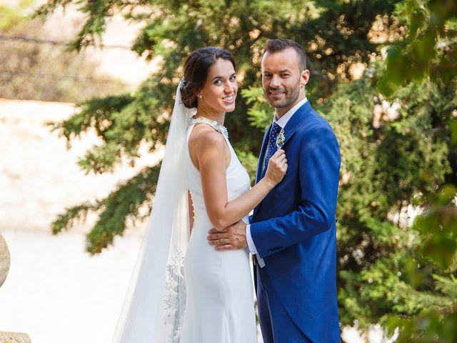 La boda de Silvia y Loren en Belmonte, Cuenca 59