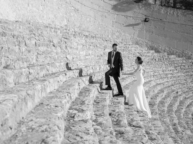 La boda de Silvia y Loren en Belmonte, Cuenca 60