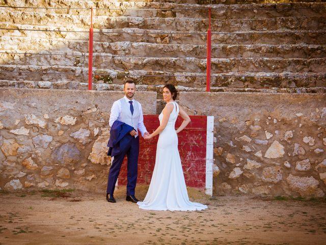 La boda de Silvia y Loren en Belmonte, Cuenca 65