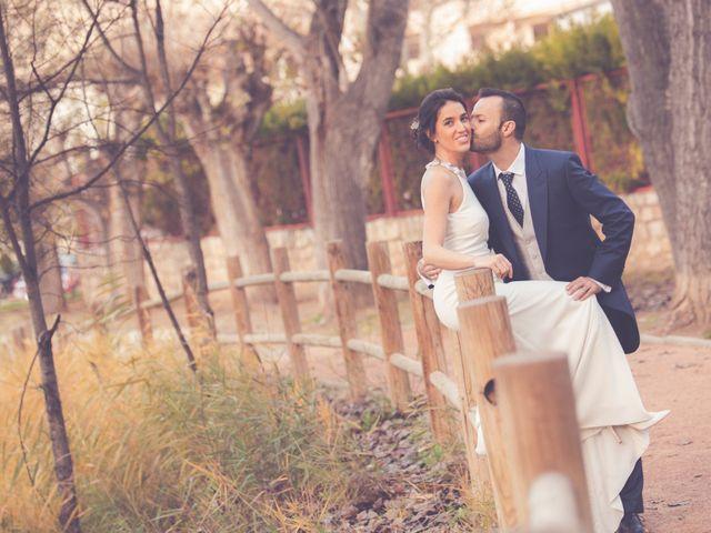 La boda de Silvia y Loren en Belmonte, Cuenca 73