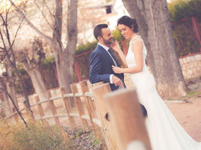 La boda de Silvia y Loren en Belmonte, Cuenca 74