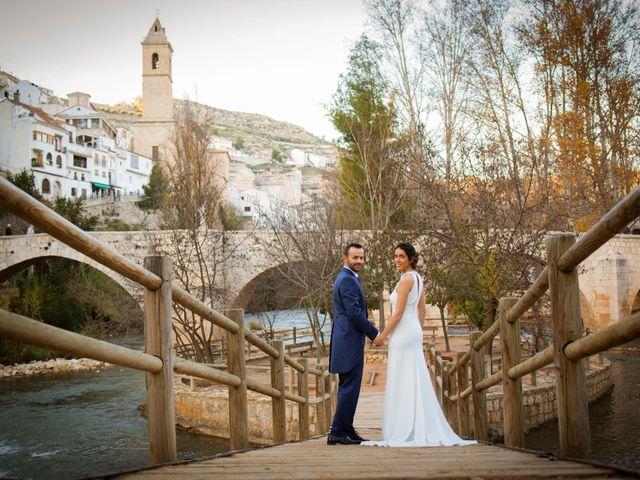 La boda de Silvia y Loren en Belmonte, Cuenca 77