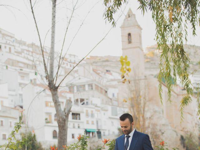 La boda de Silvia y Loren en Belmonte, Cuenca 78