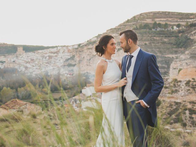 La boda de Silvia y Loren en Belmonte, Cuenca 81