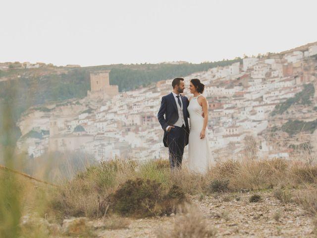 La boda de Silvia y Loren en Belmonte, Cuenca 82