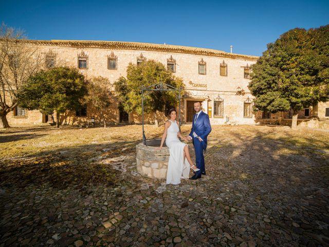 La boda de Silvia y Loren en Belmonte, Cuenca 83