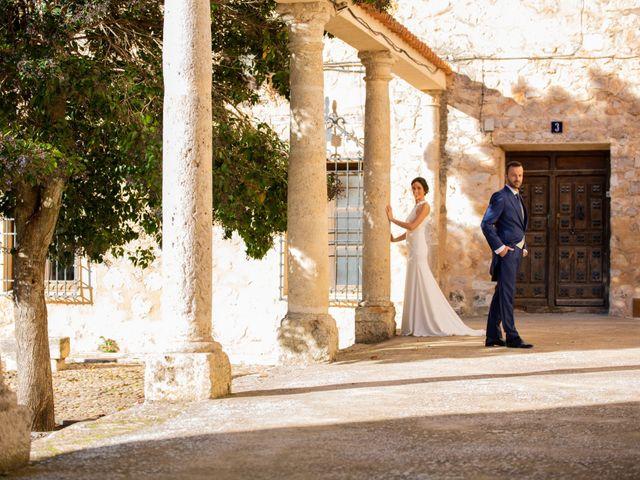 La boda de Silvia y Loren en Belmonte, Cuenca 84
