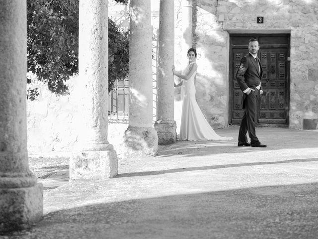 La boda de Silvia y Loren en Belmonte, Cuenca 85