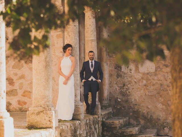 La boda de Silvia y Loren en Belmonte, Cuenca 86