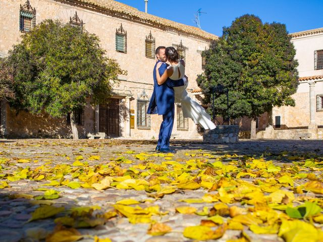 La boda de Silvia y Loren en Belmonte, Cuenca 87