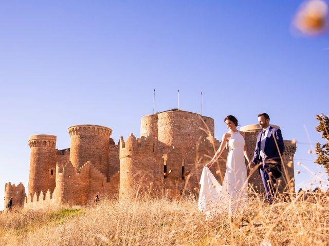 La boda de Silvia y Loren en Belmonte, Cuenca 89