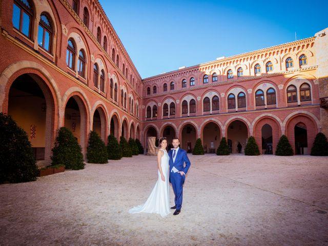 La boda de Silvia y Loren en Belmonte, Cuenca 91