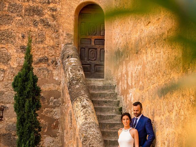 La boda de Silvia y Loren en Belmonte, Cuenca 93