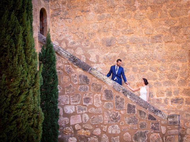 La boda de Silvia y Loren en Belmonte, Cuenca 94