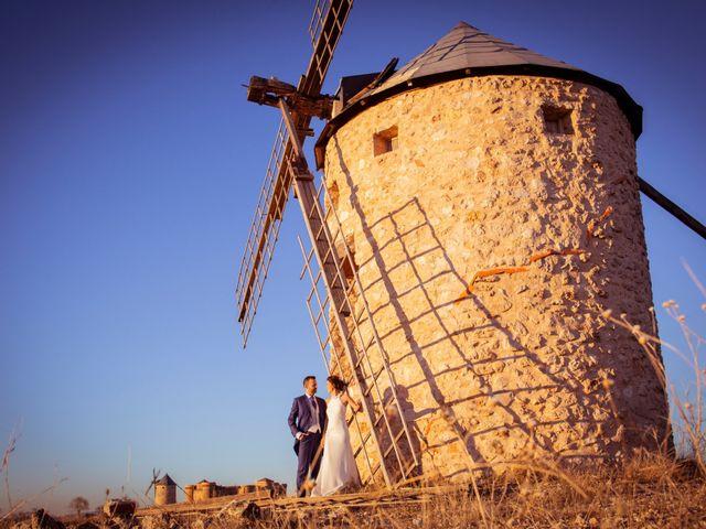 La boda de Silvia y Loren en Belmonte, Cuenca 97