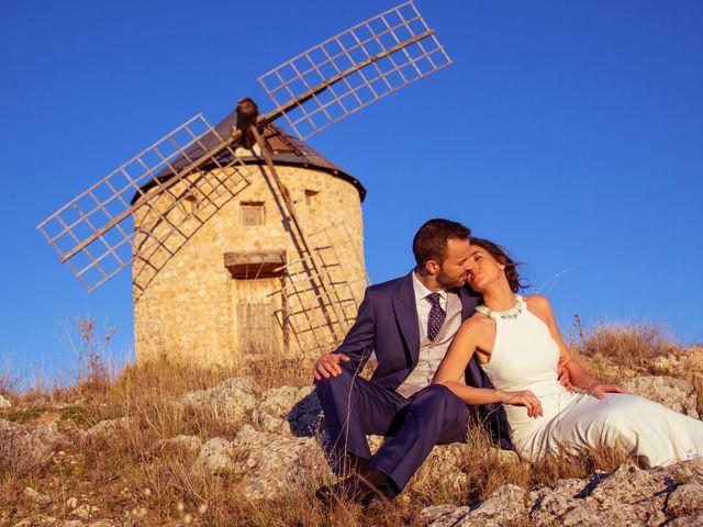 La boda de Silvia y Loren en Belmonte, Cuenca 99