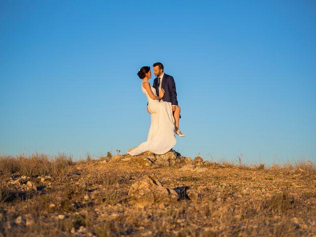 La boda de Silvia y Loren en Belmonte, Cuenca 102