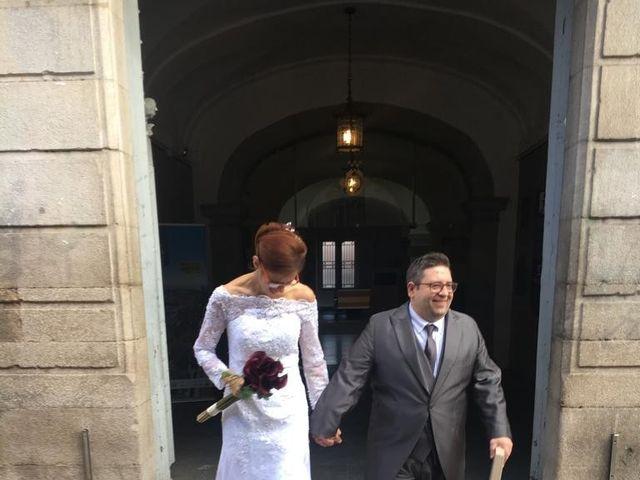 La boda de Xavi y Carol en Mataró, Barcelona 10