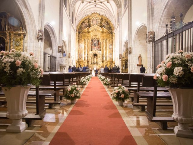 La boda de Aitor y Dana en La Manjoya, Asturias 23