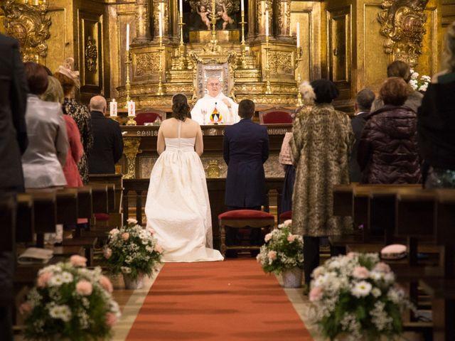 La boda de Aitor y Dana en La Manjoya, Asturias 24