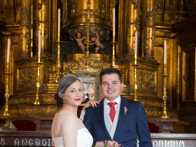 La boda de Aitor y Dana en La Manjoya, Asturias 26