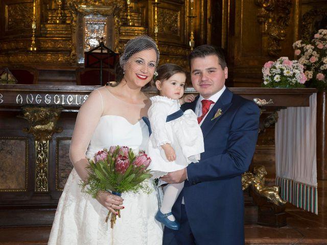La boda de Aitor y Dana en La Manjoya, Asturias 28