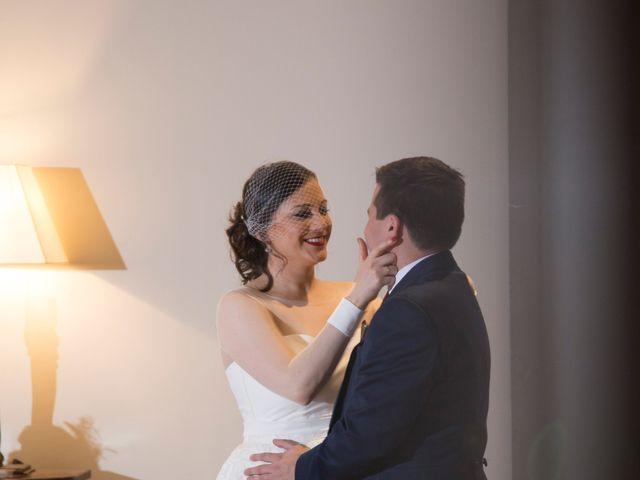 La boda de Aitor y Dana en La Manjoya, Asturias 34