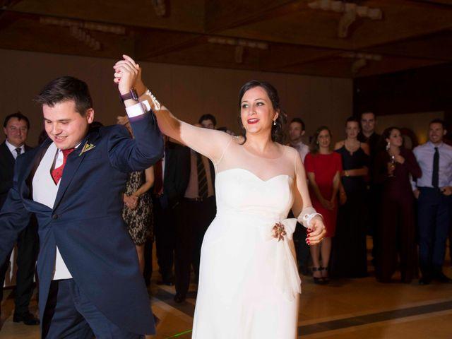 La boda de Aitor y Dana en La Manjoya, Asturias 67